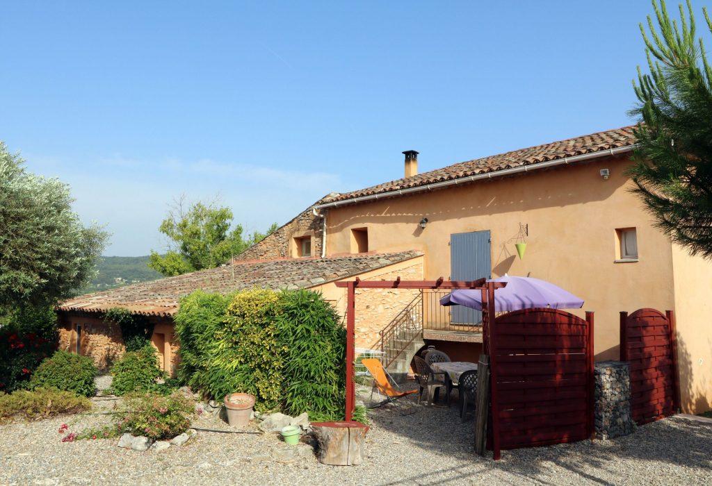 Gite en Provence ARTEMISS GERVAIS